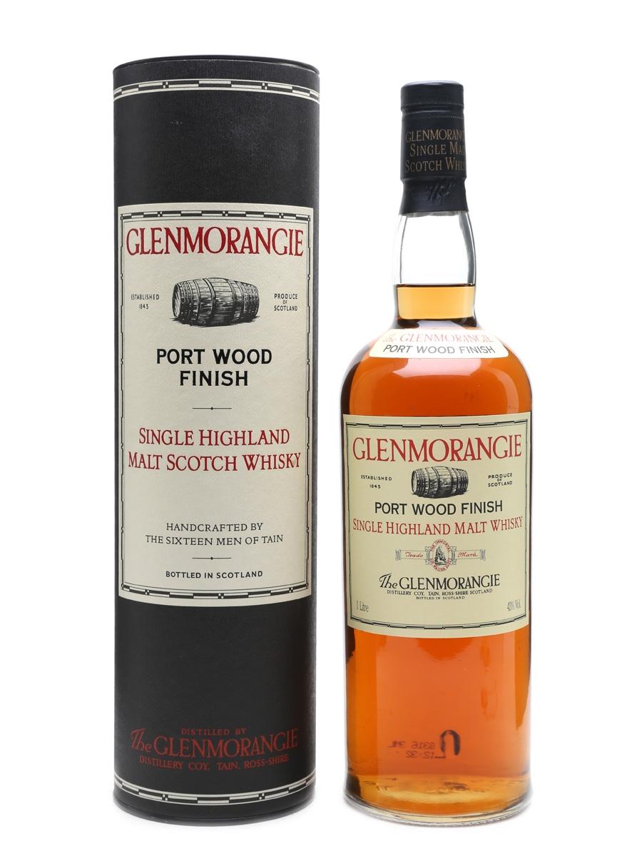 Glenmorangie Port Wood Finish  100cl / 43%