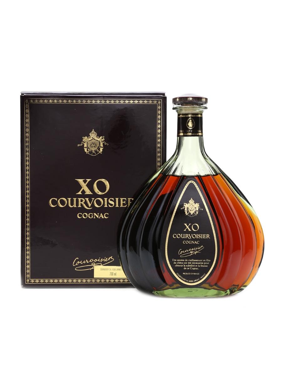 Courvoisier XO Bottled 1980s 70cl