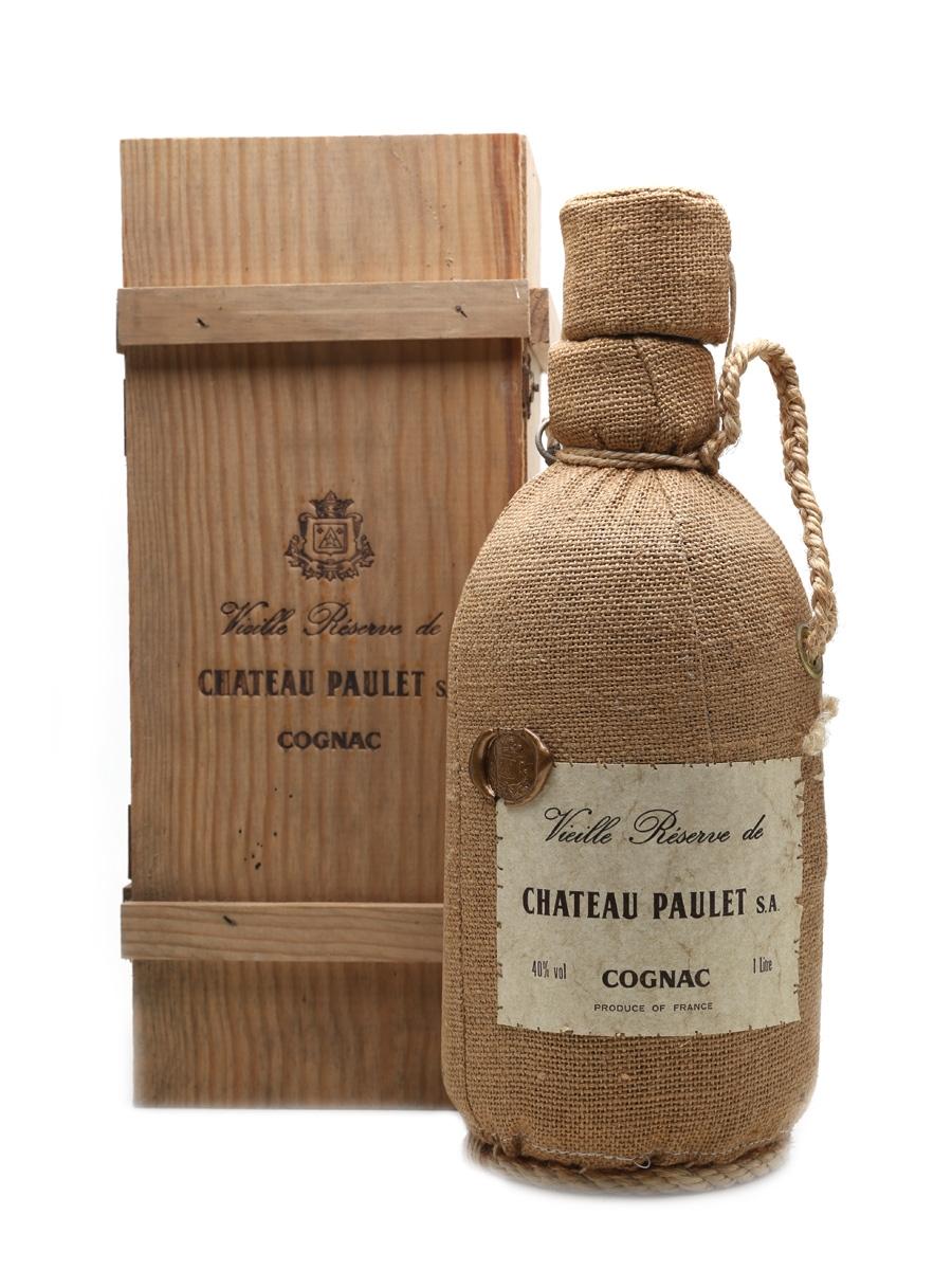 Chateau Paulet Vieille Reserve Cognac  100cl