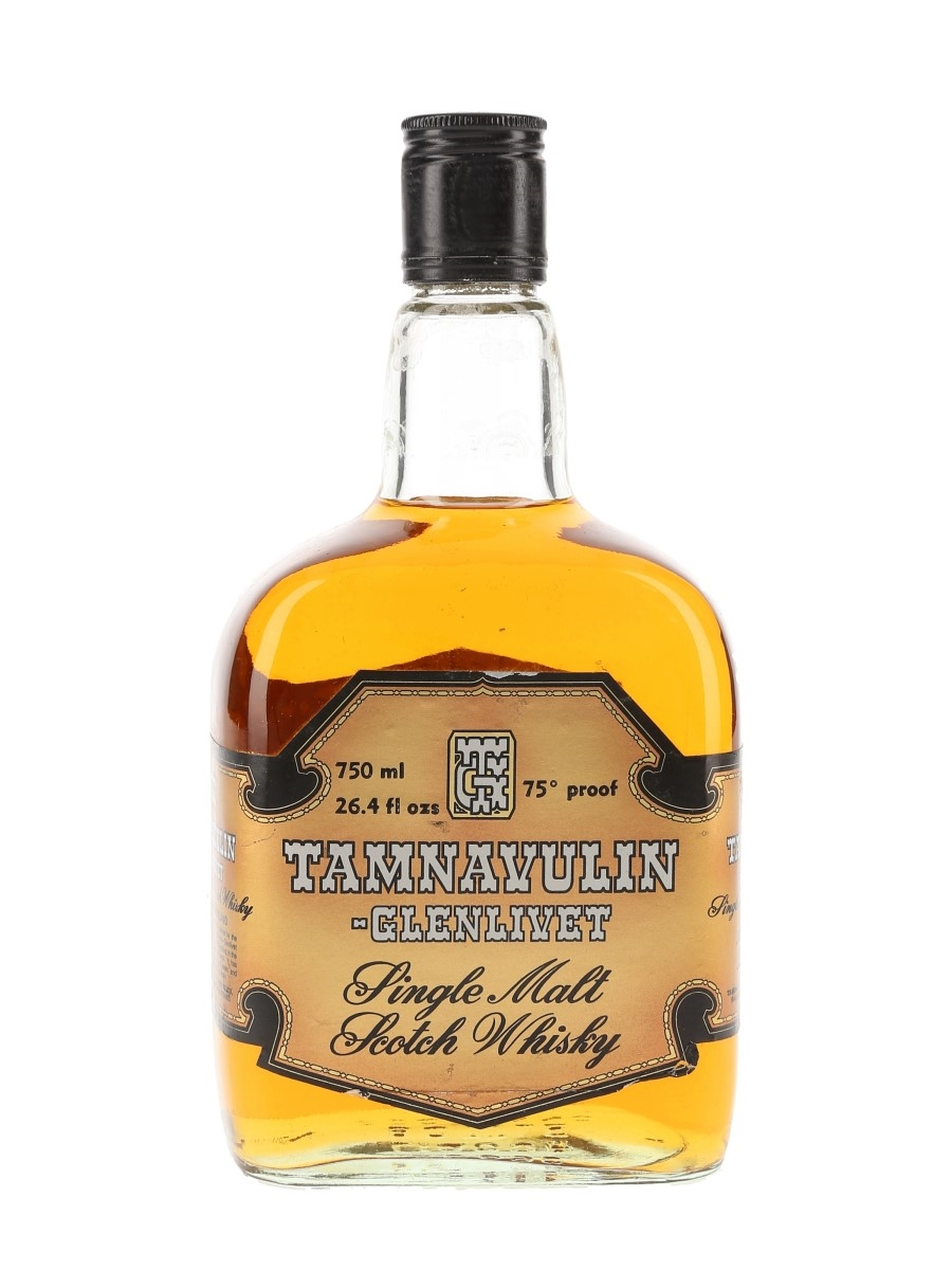 Tamnavulin Glenlivet 8 Year Old Bottled 1970s-1980s 75cl / 43%