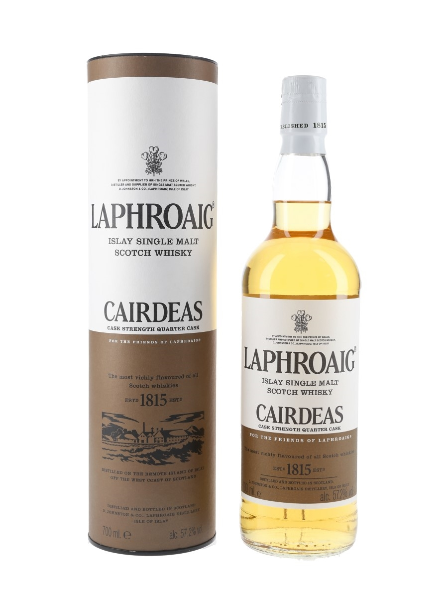 Laphroaig Cairdeas Quarter Cask Friends Of Laphroaig 2017 70cl / 57.2%
