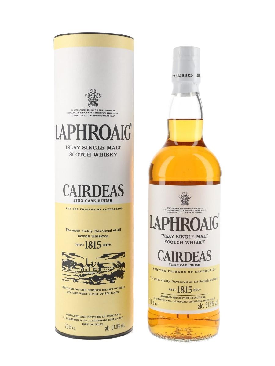 Laphroaig Cairdeas Fino Cask Finish Friends Of Laphroaig 2018 70cl / 51.8%