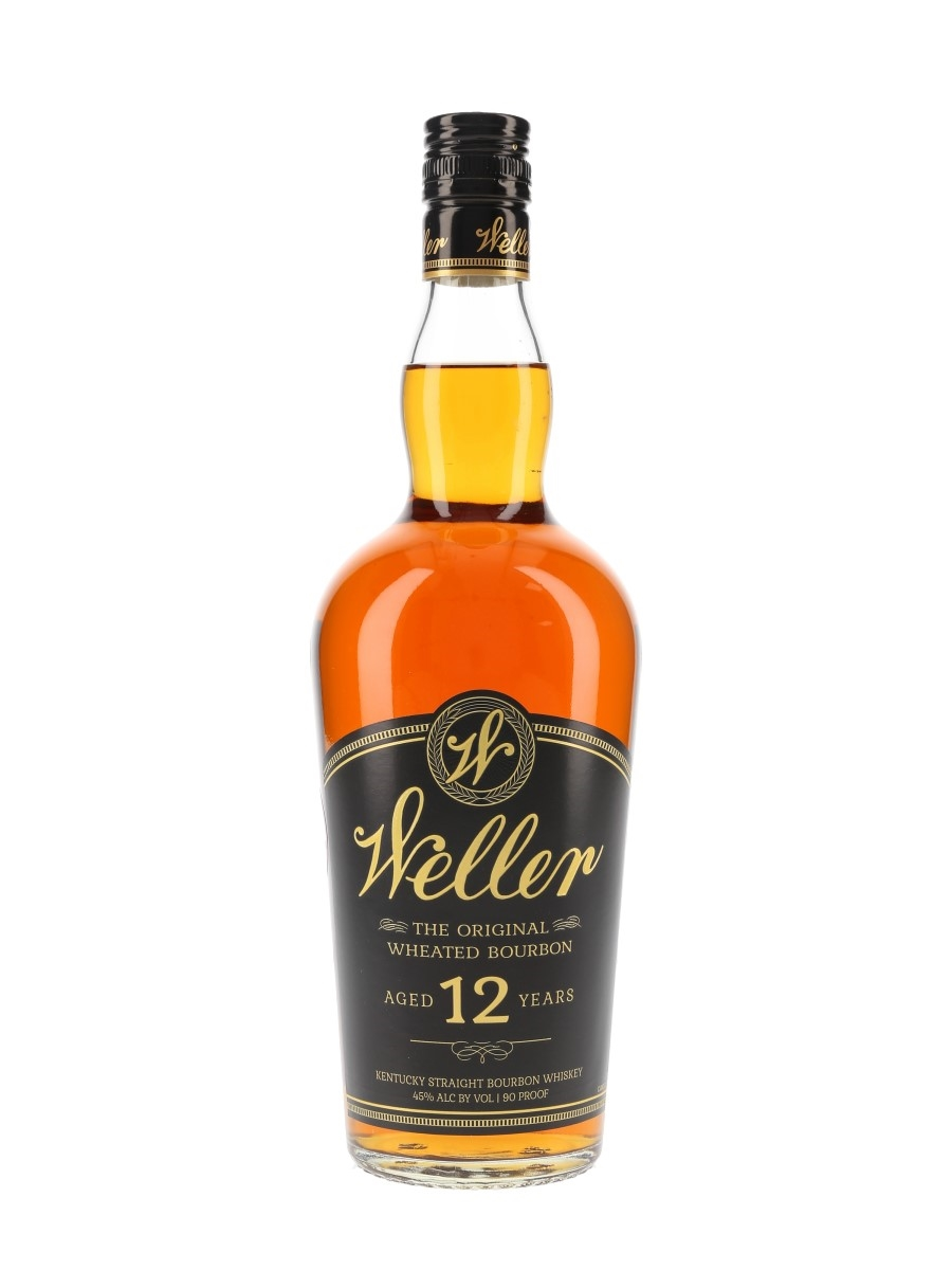 Weller 12 Year Old Bottled 2019 - Buffalo Trace 75cl / 45%