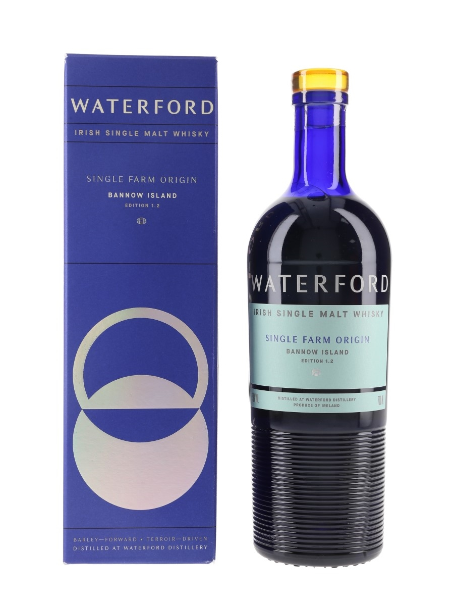 Waterford 2016 Bannow Island Edition 1.2 Bottled 2020 70cl / 50%