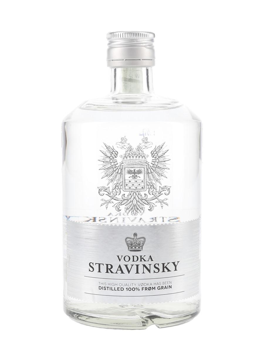 Stravinsky Vodka  70cl / 38%