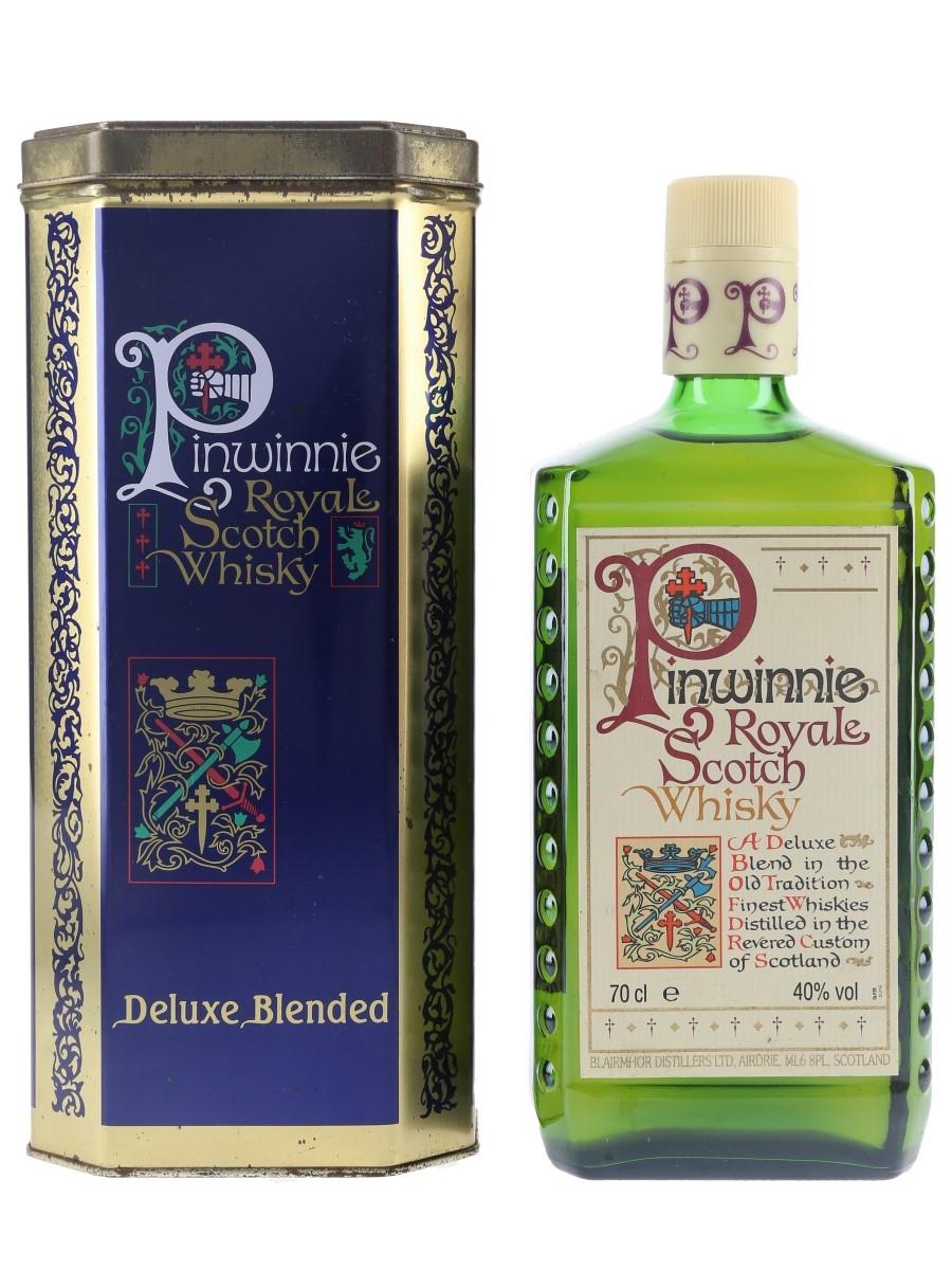 Pinwinnie Royale  70cl / 40%