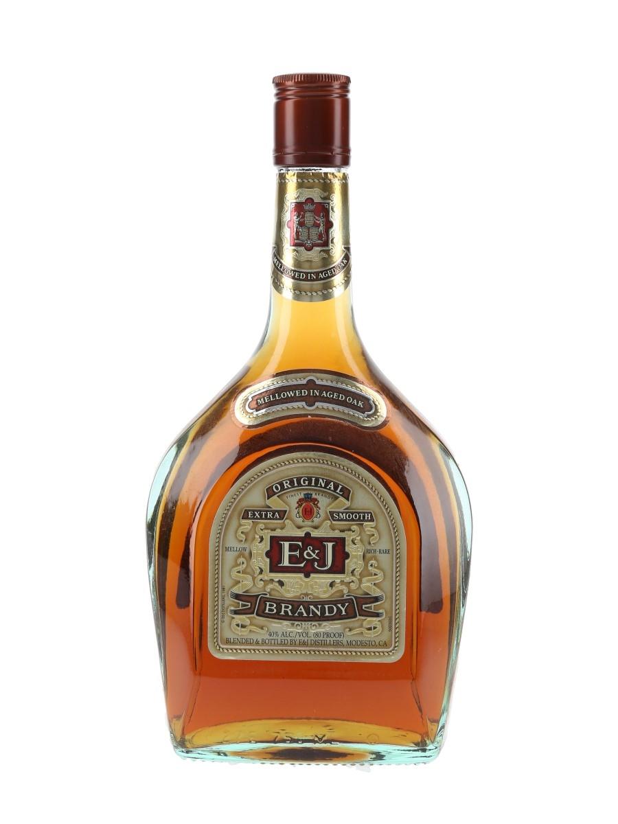 E & J Brandy  75cl / 40%