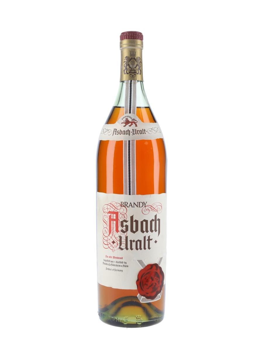 Asbach Uralt Brandy Duty Free 100cl / 38%