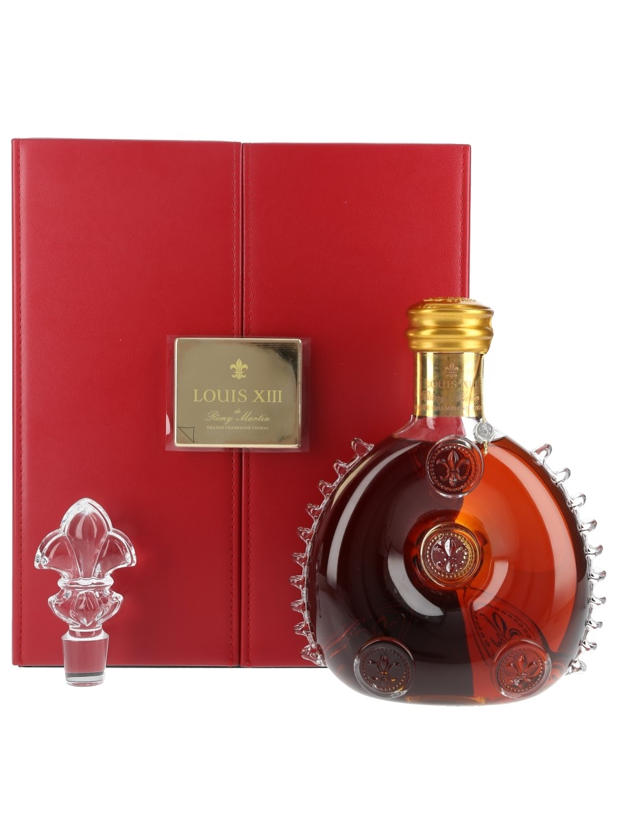 Remy Martin Louis XIII Baccarat Crystal Decanter - Bottled 2017 70cl / 40%