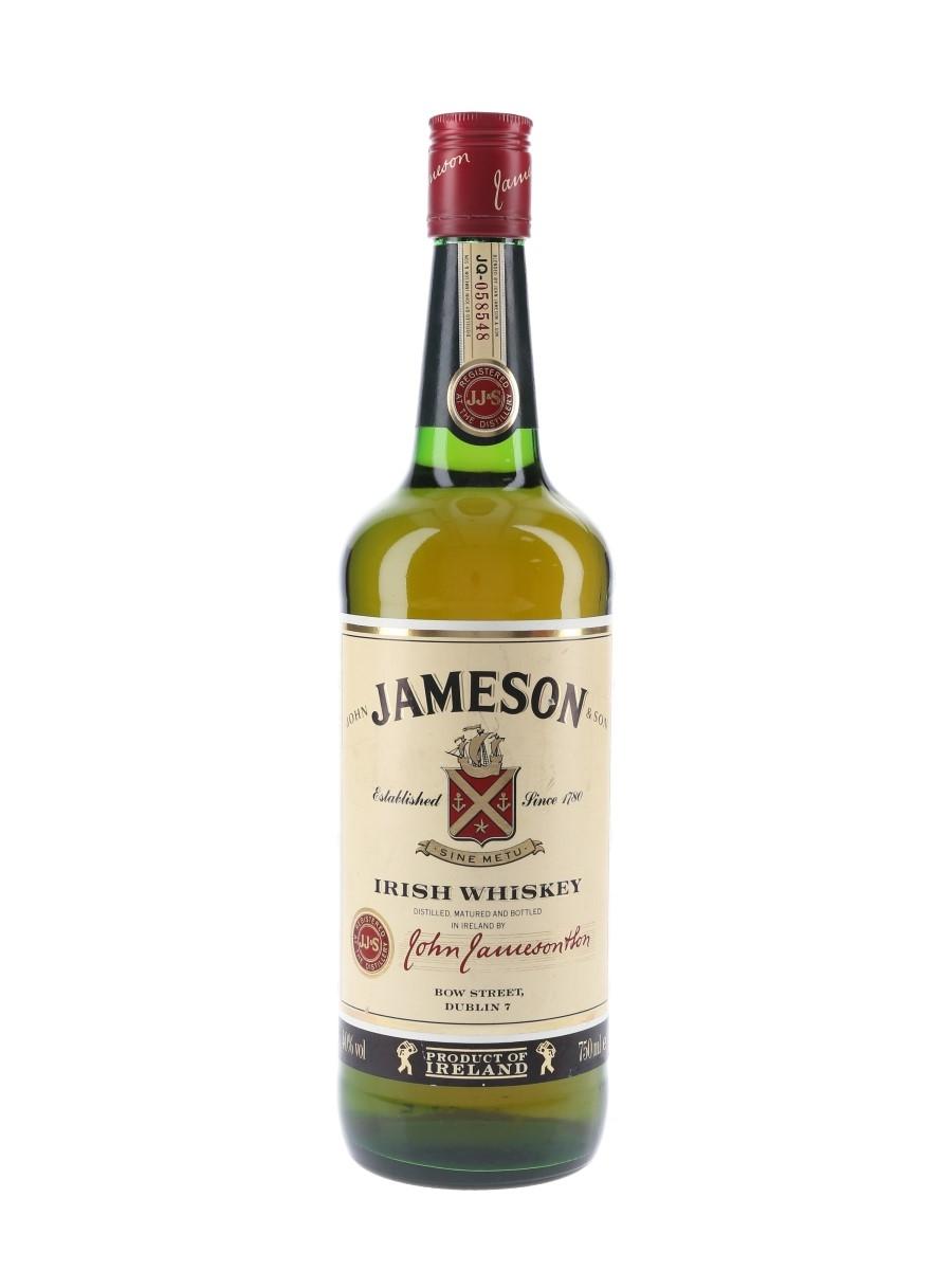 Jameson Bottled 1980s 75cl / 40%