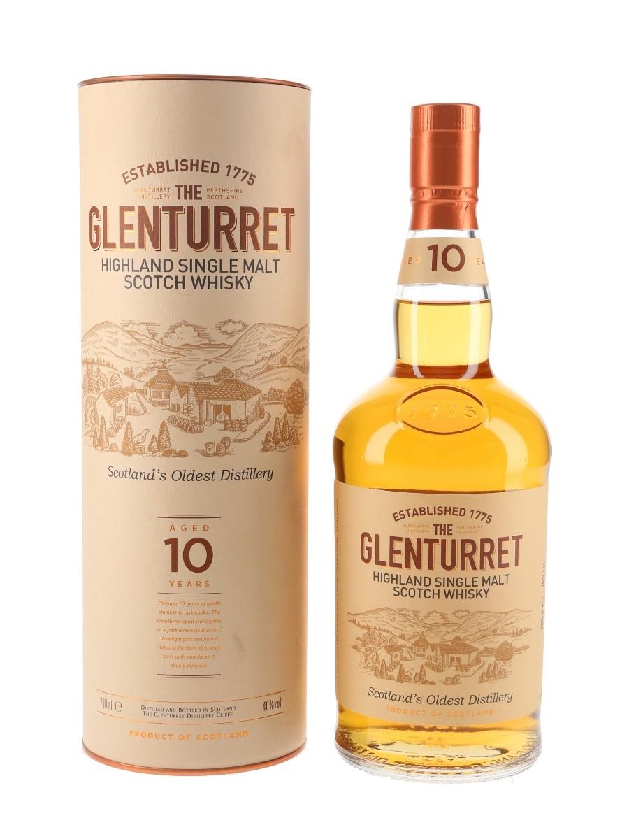 Glenturret 10 Year Old  70cl / 40%