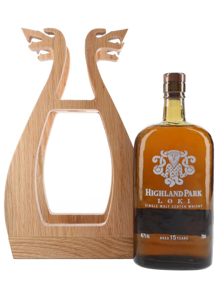 Highland Park Loki 15 Year Old Valhalla Collection 70cl / 48.7%