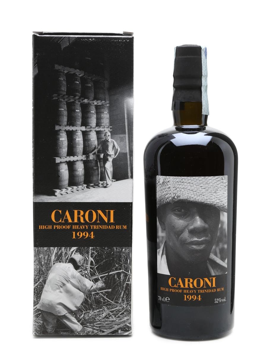 Caroni 1994 High Proof Heavy Trinidad Rum 70cl
