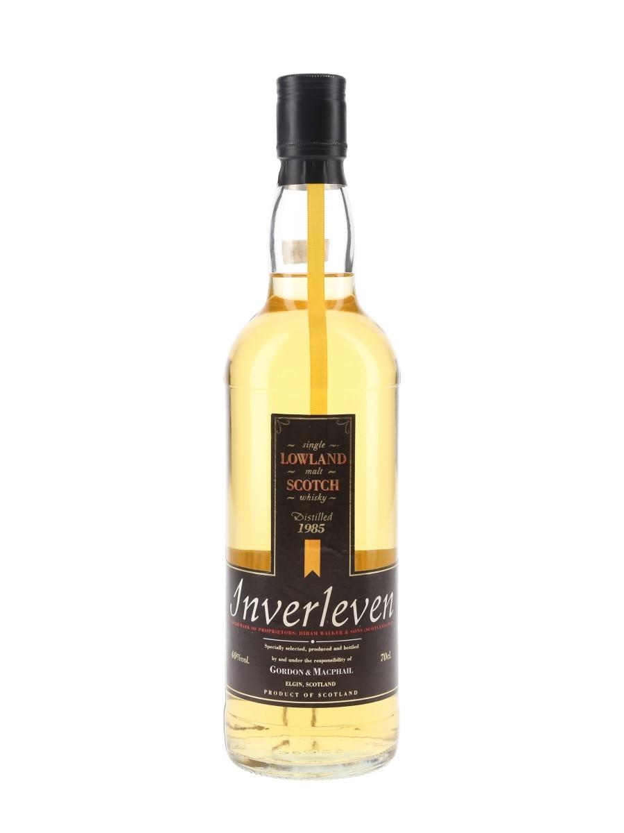 Inverleven 1985 Bottled 1998 - Gordon & MacPhail 70cl / 40%