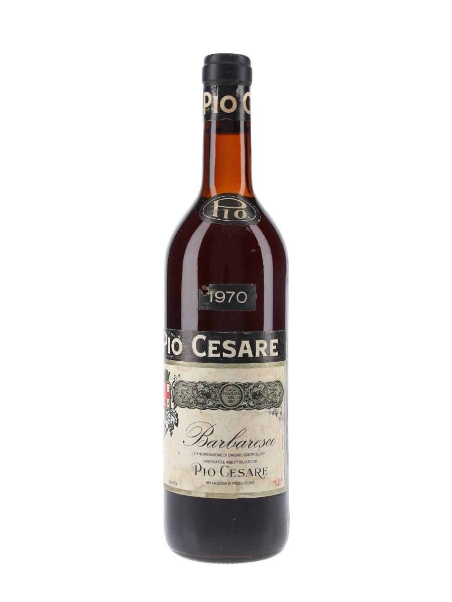 Pio Cesare 1970 Barbaresco  72cl / 13.5%