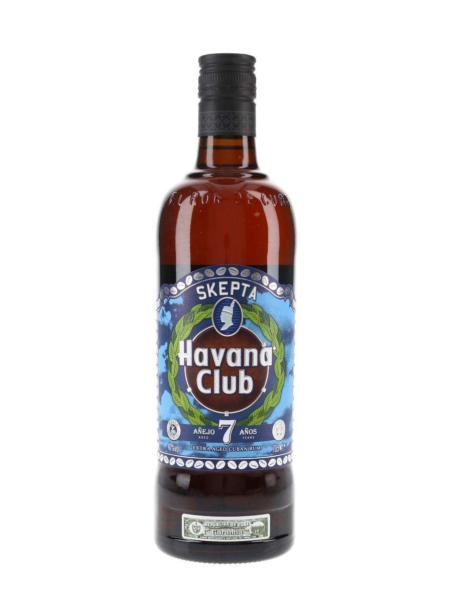 Havana Club 7 Year Old x Skepta  70cl / 40%