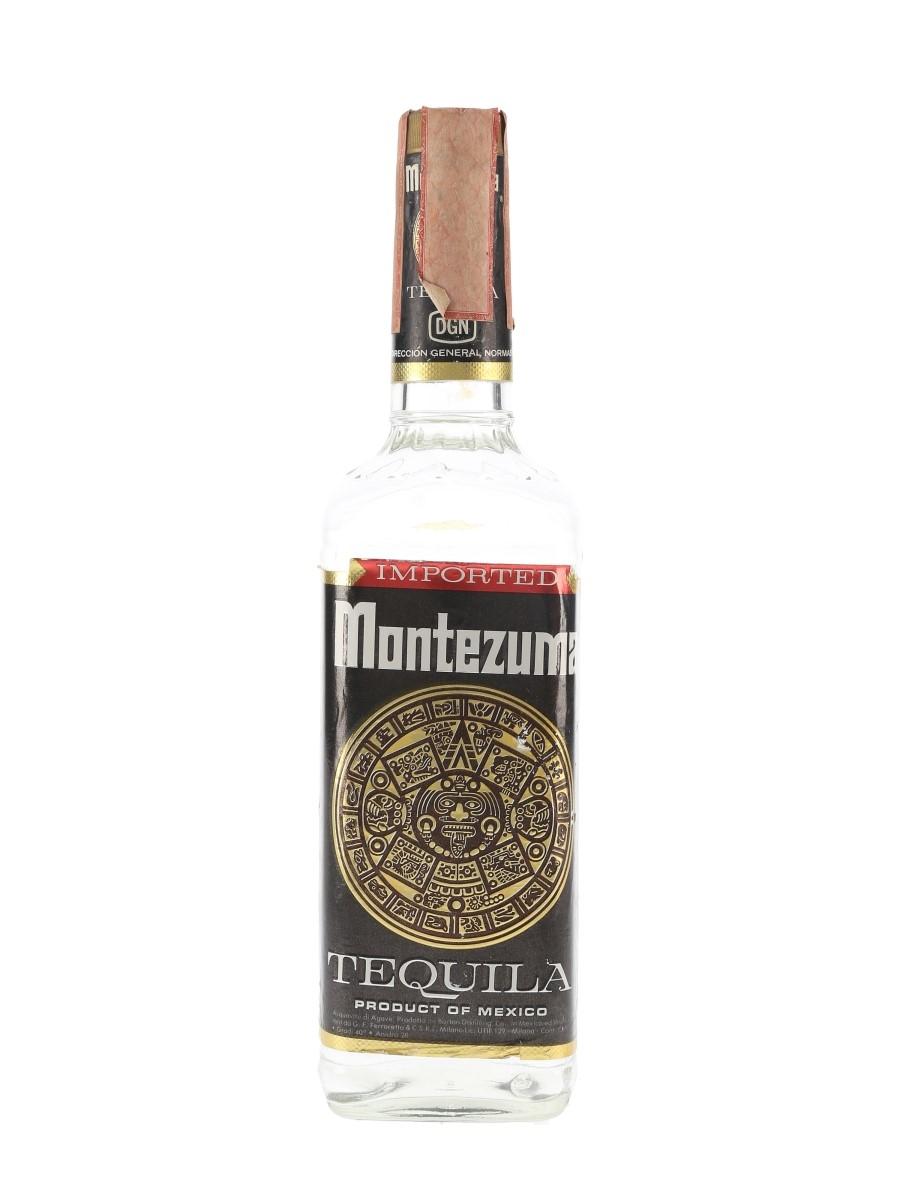 Montezuma Tequila Bottled 1990s - Ferraretto 70cl / 40%