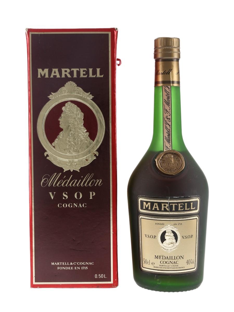 Martell Medaillon VSOP Bottled 1980s 50cl / 40%