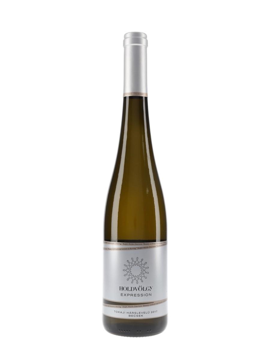 Holdvolgy Expression Harslevelu 2017 Tokaji Dry White Wine 75cl / 13%
