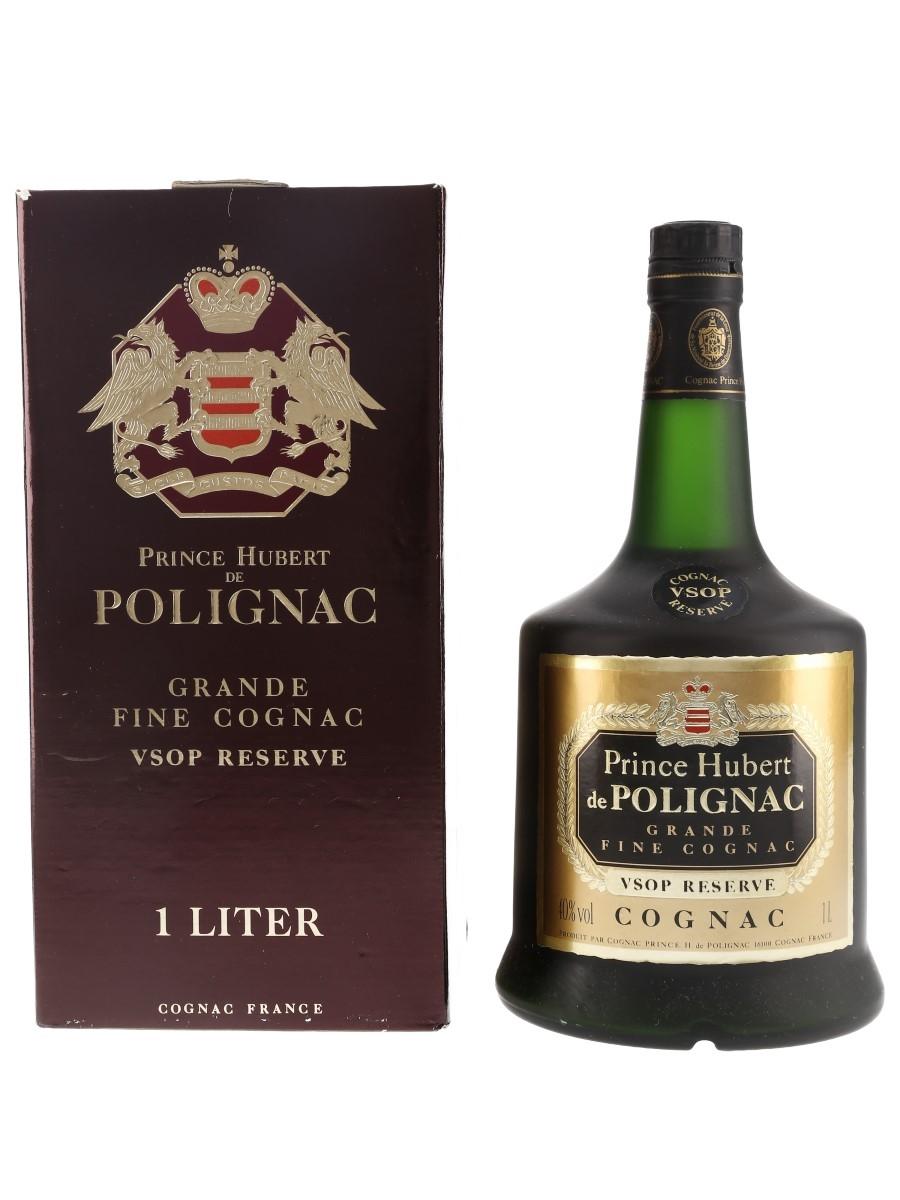 Prince Hubert De Polignac VSOP Bottled 1980s 100cl / 40%
