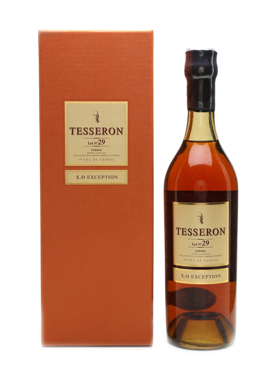 Tesseron XO Exception Cognac Lot No. 29 70cl / 40%