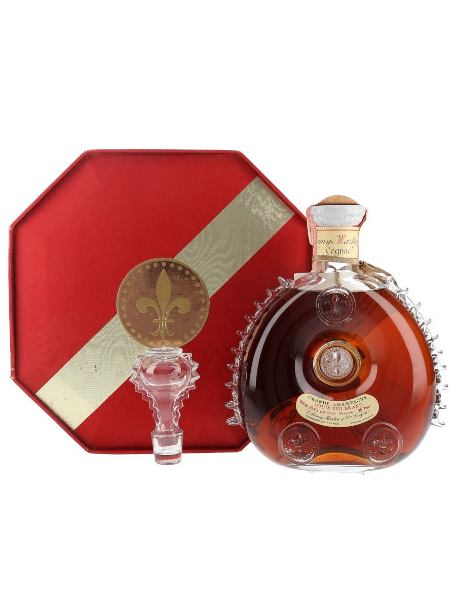 Remy Martin Louis XIII Bottled 1970s - Remy Martin Amerique 75cl / 40%
