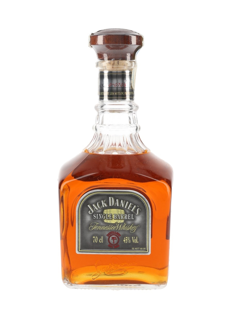 Jack Daniel's Single Barrel Bottled 2000 70cl / 45%