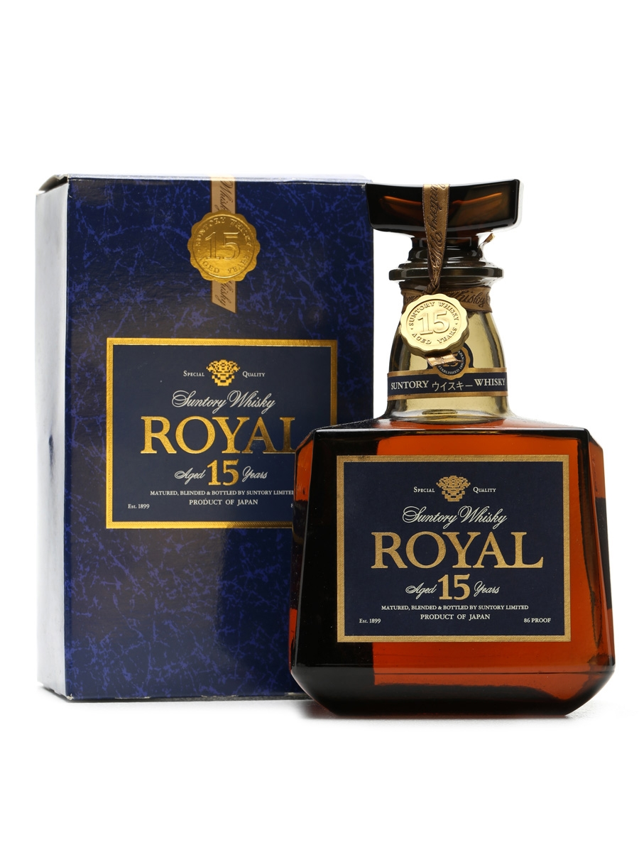 Suntory Royal 15 Years Old 70cl