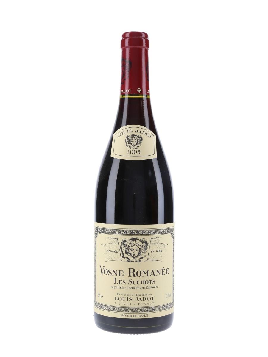 Vosne Romanee 2005 Les Suchots Premier Cru - Louis Jadot 75cl / 13.5%