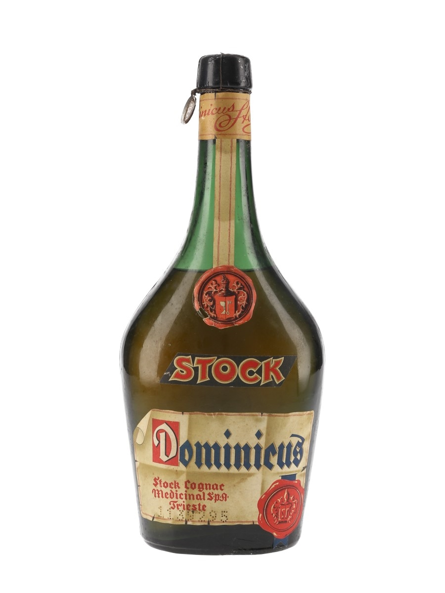 Stock Dominicus Bottled 1940s 70cl / 40%