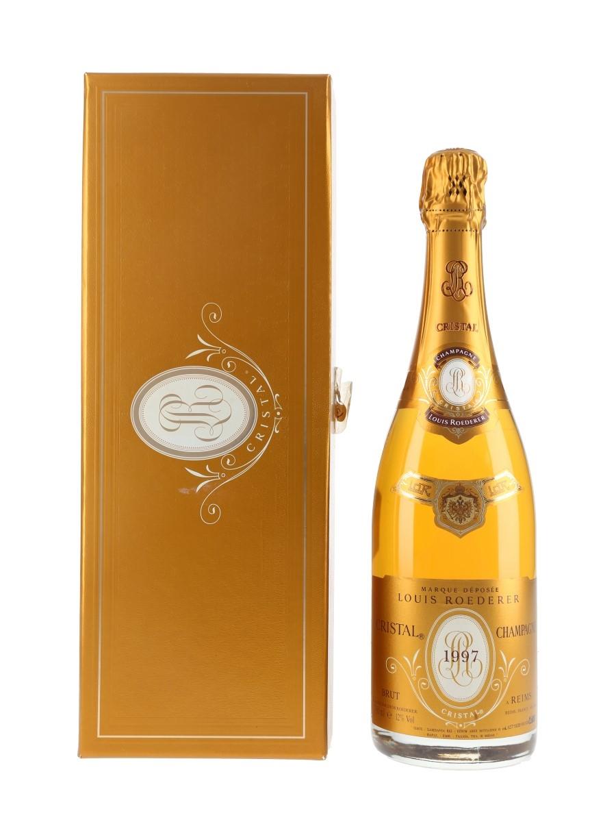 Louis Roederer Cristal 1997  75cl / 12%