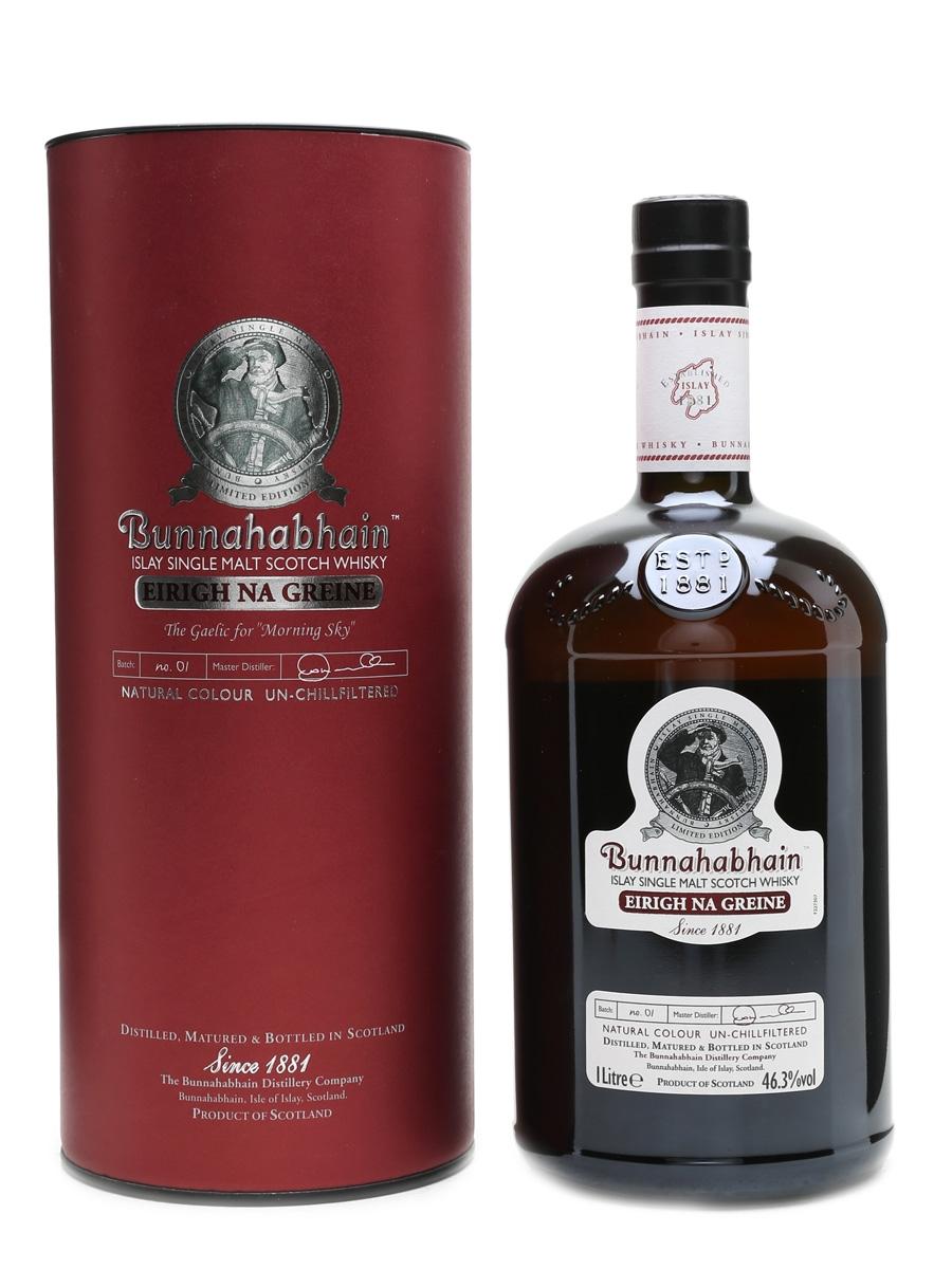 Bunnahabhain Eirigh Na Greine Batch No.1 100cl / 46.3%