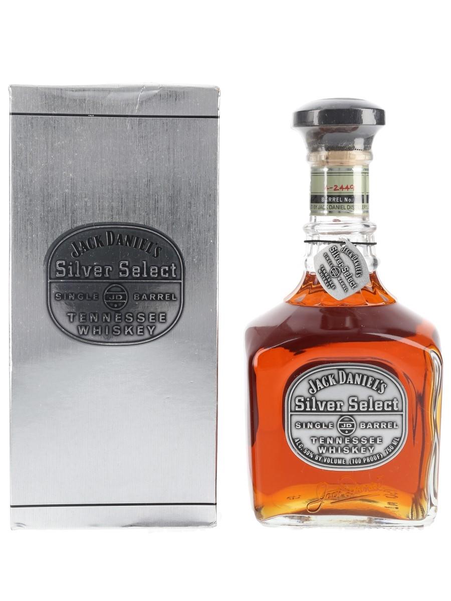 Jack Daniel's Silver Select Single Barrel Bottled 2004 75cl / 50%