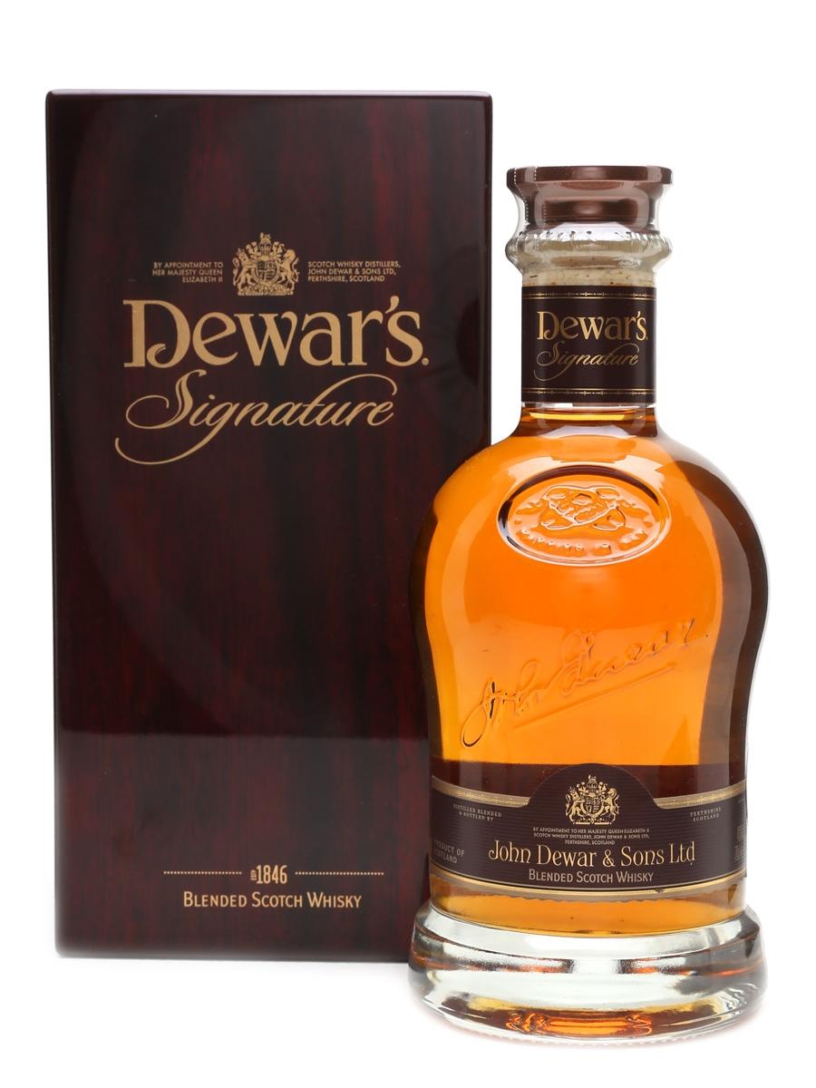 Dewar's Signature  70cl / 40%