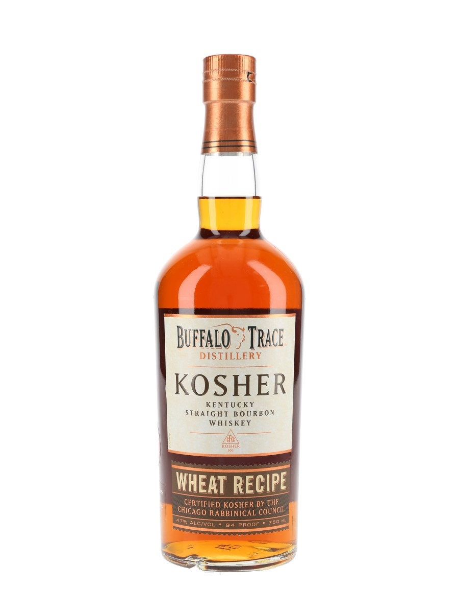 Buffalo Trace 7 Year Old Kosher Wheat Recipe Bottled 2020 75cl / 47%