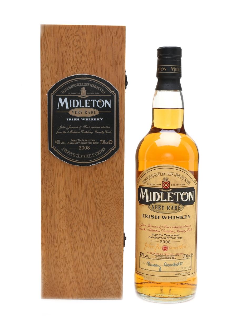 Midleton Very Rare Bottled 2008 70cl / 40%