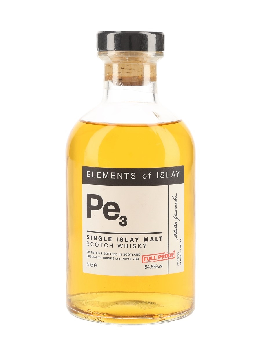 Pe3 Elements Of Islay Speciality 50cl / 54.8%