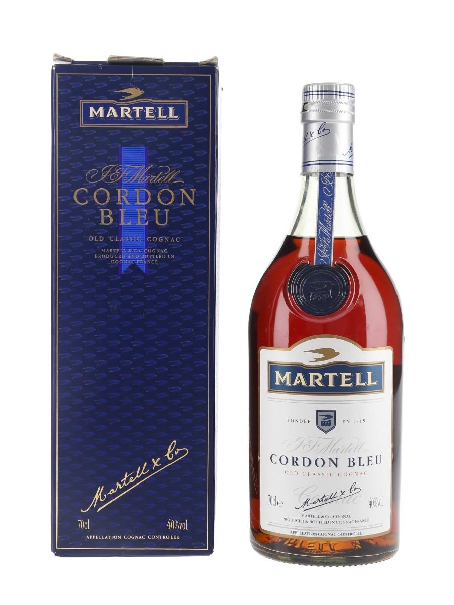 Martell Cordon Bleu Bottled 1990s 70cl / 40%