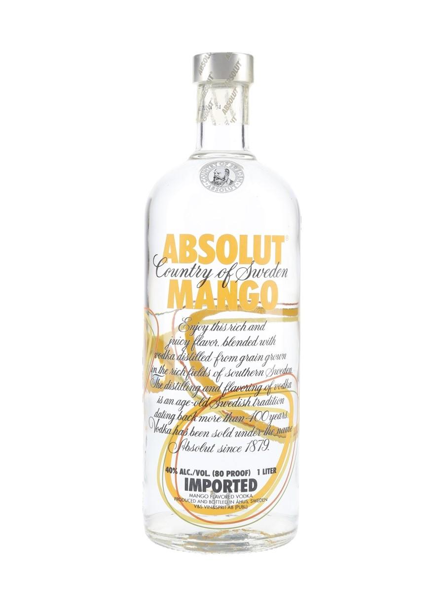 Absolut Mango  100cl / 40%