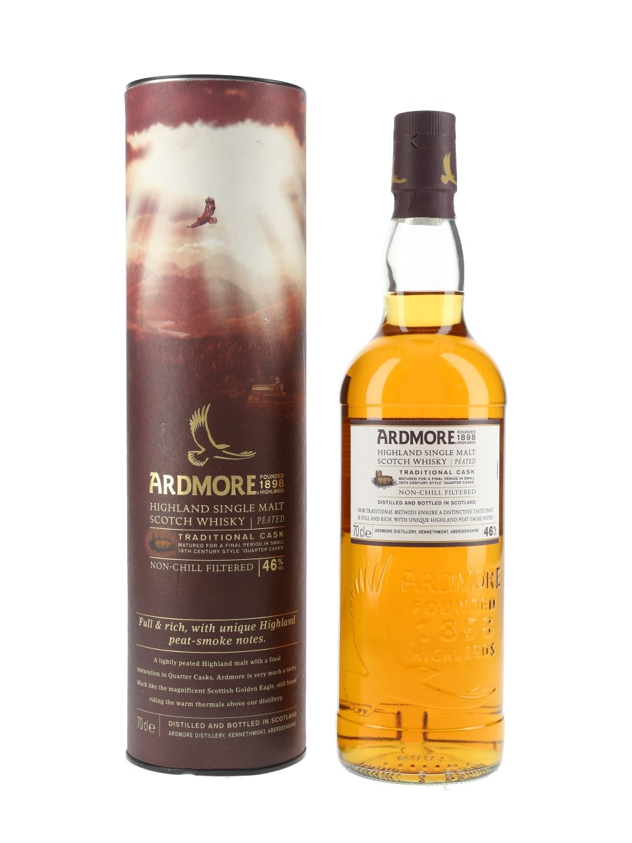 Ardmore Traditional Cask  70cl / 46%