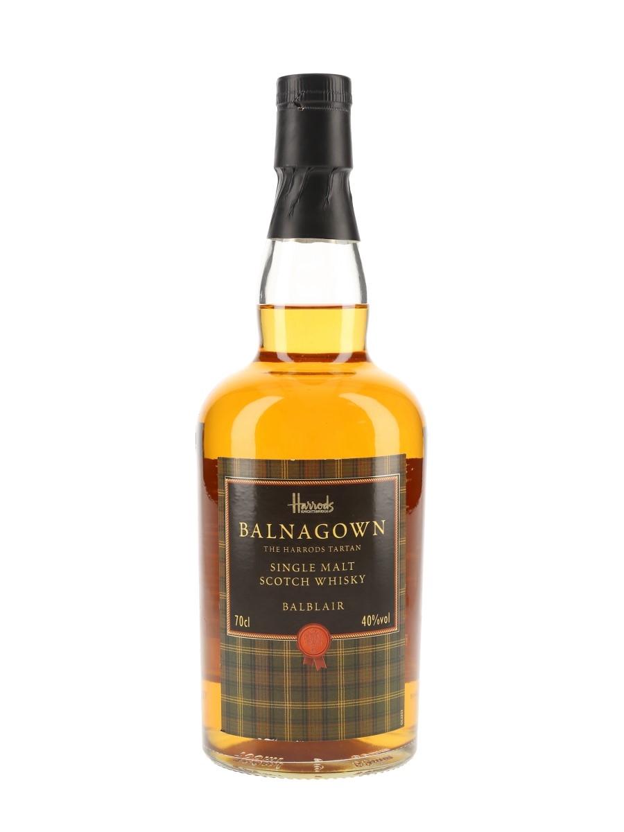 Harrods Balnagown Balblair 70cl / 40%