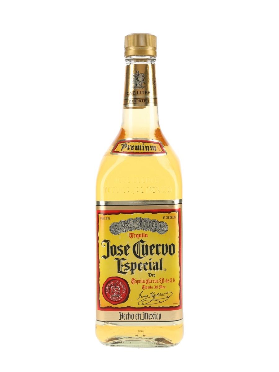 Jose Cuervo Gold Tequila  100cl / 40%