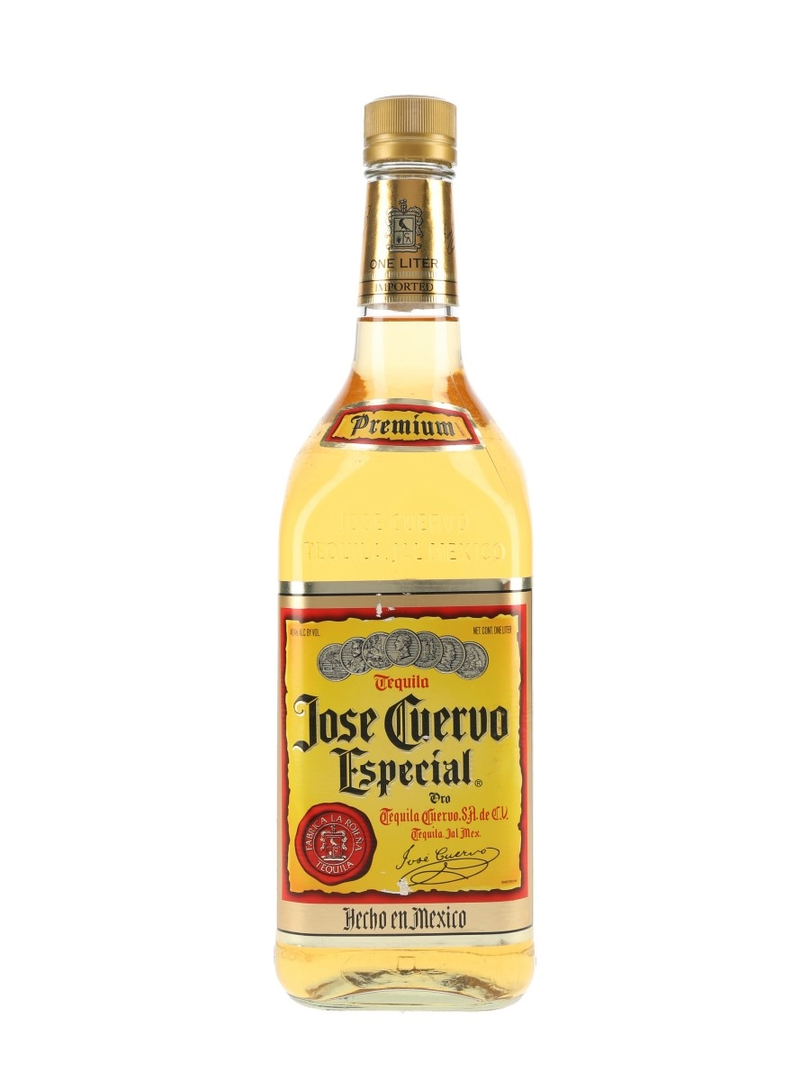 Jose Cuervo Gold Tequila  100cl / 40%