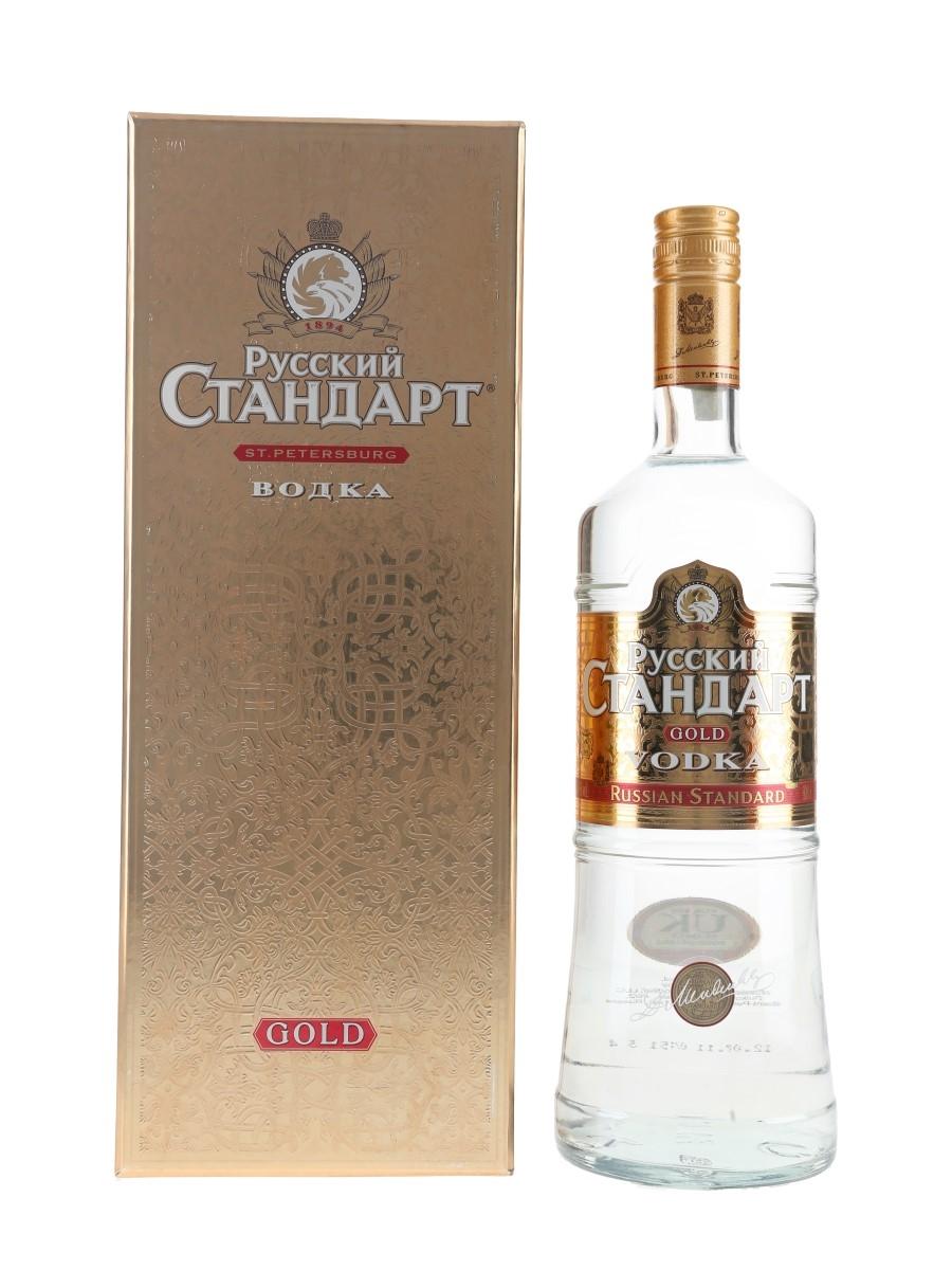 Russian Standard Gold Label Duty Free 100cl / 40%