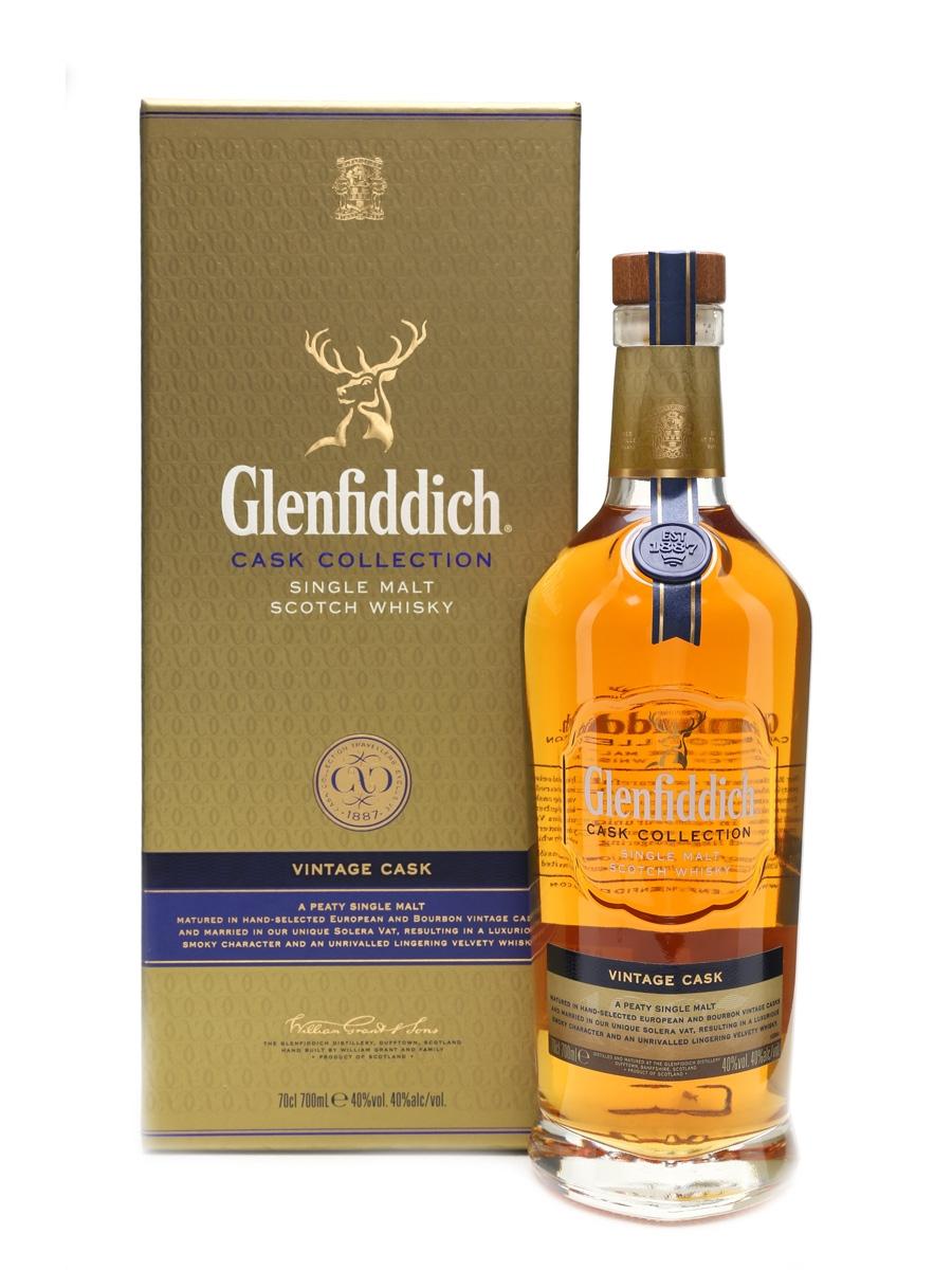 Glenfiddich Vintage Cask Cask Collection 70cl / 40%