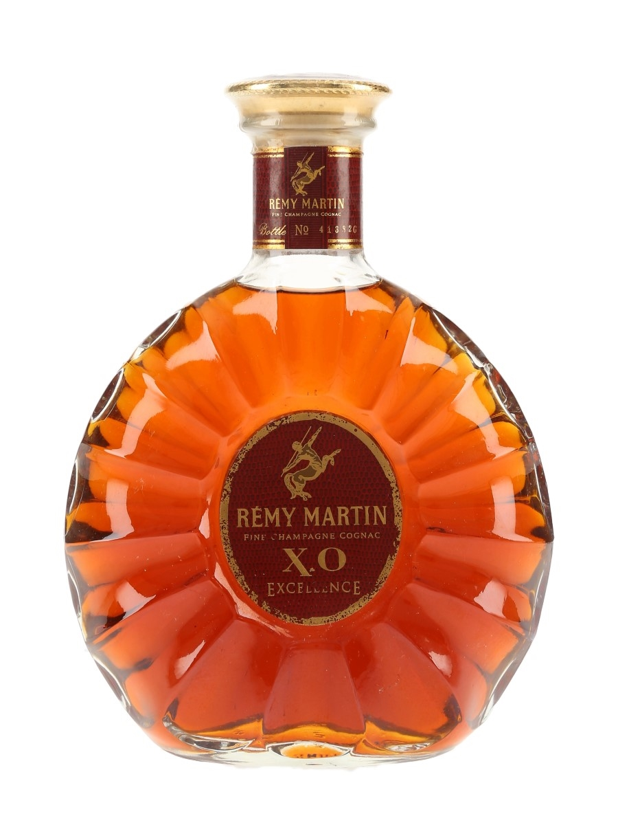 Remy Martin XO Excellence Bottled 1990s - Numbered Bottle 70cl / 40%