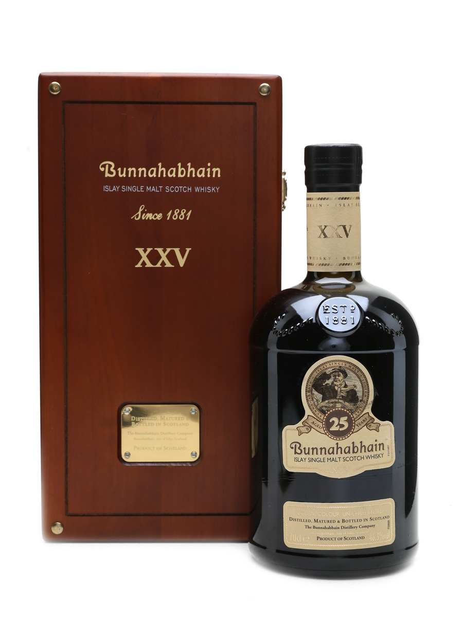 Bunnahabhain 25 Year Old  / 46.3%