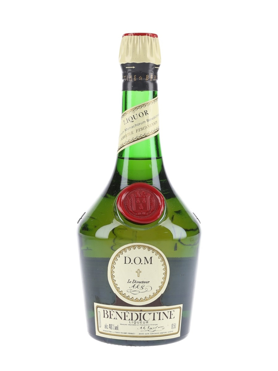 Benedictine DOM Bottled 1980s 50cl / 40%