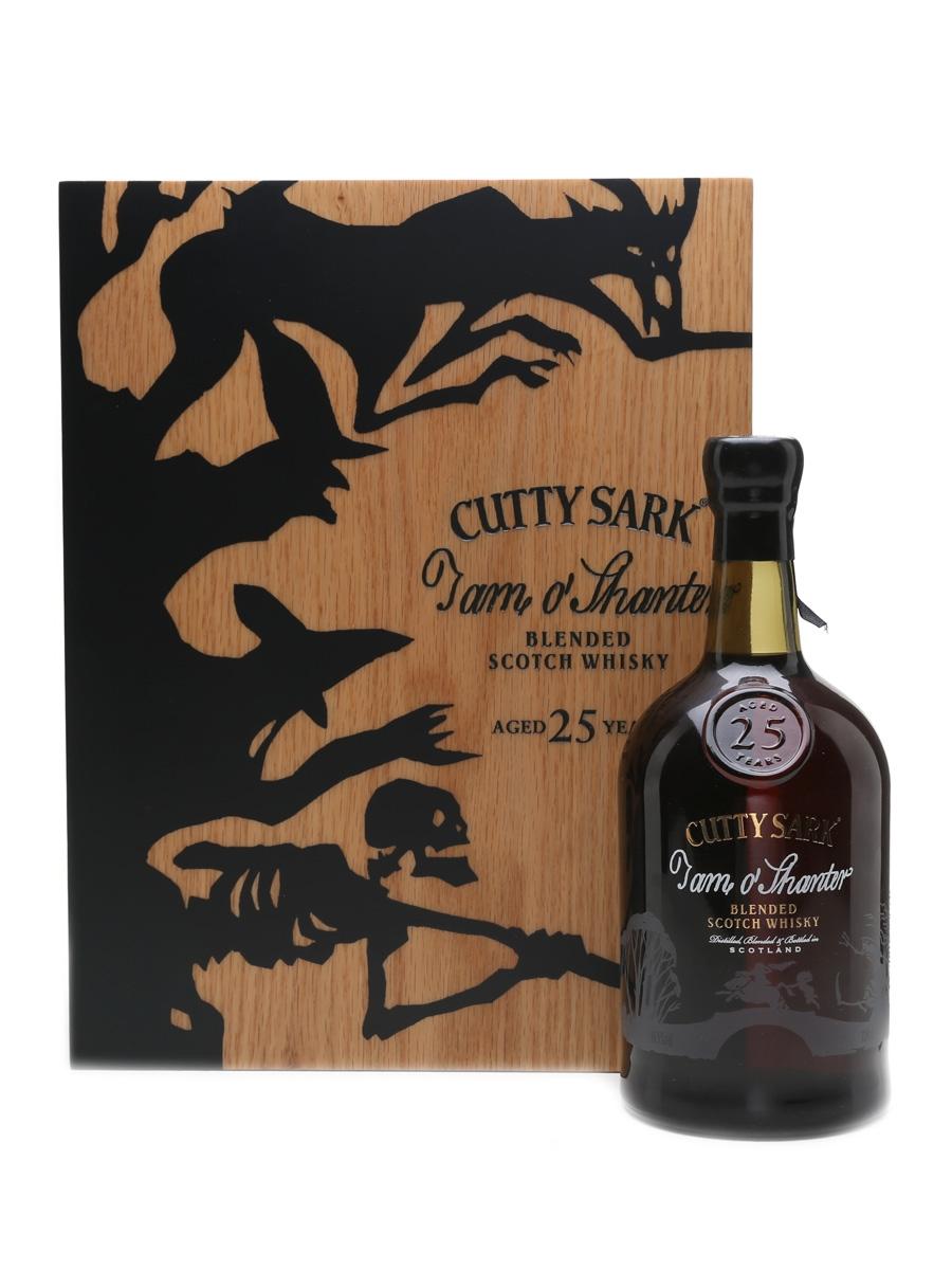 Cutty Sark Tam O' Shanter 25 Year Old 70cl / 46.5%