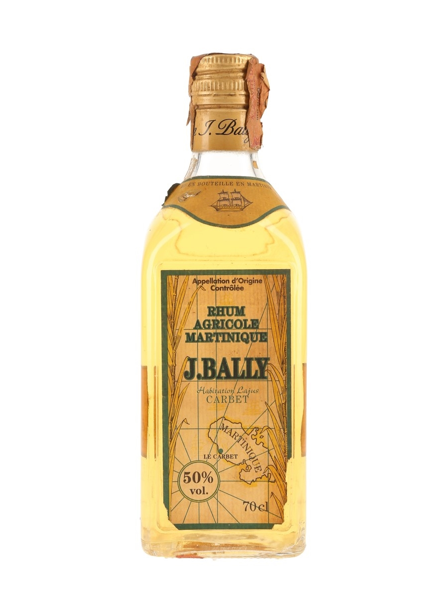 J Bally Rhum Bottled 1990s - Martinique 70cl / 50%